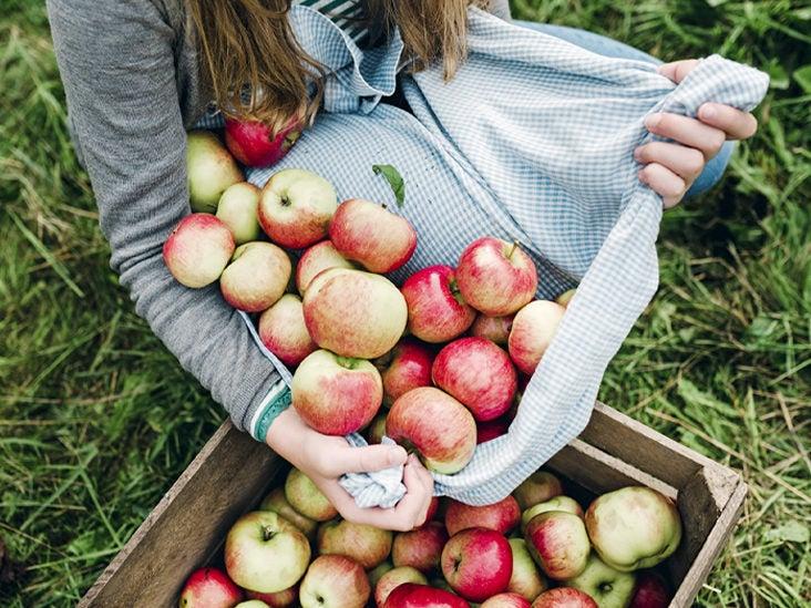 manzana sus propiedades curativas