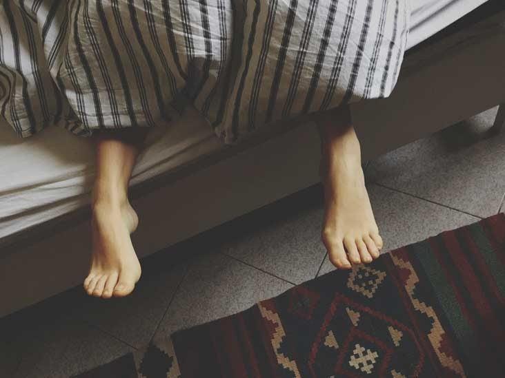 Causas del dolor muscular de piernas