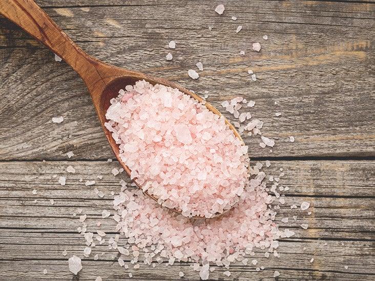 Benefits of a Sea Salt Bath: Types, Best Practices, Precautions