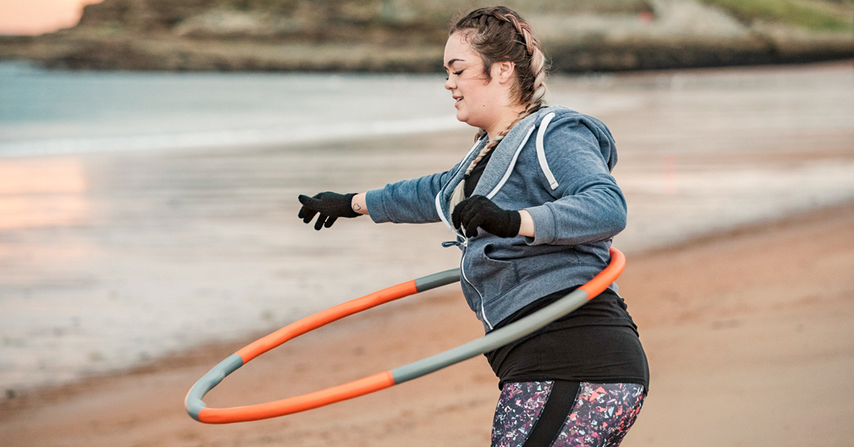Hula Hoop Benefits 8 Reasons To Give Hooping A Try