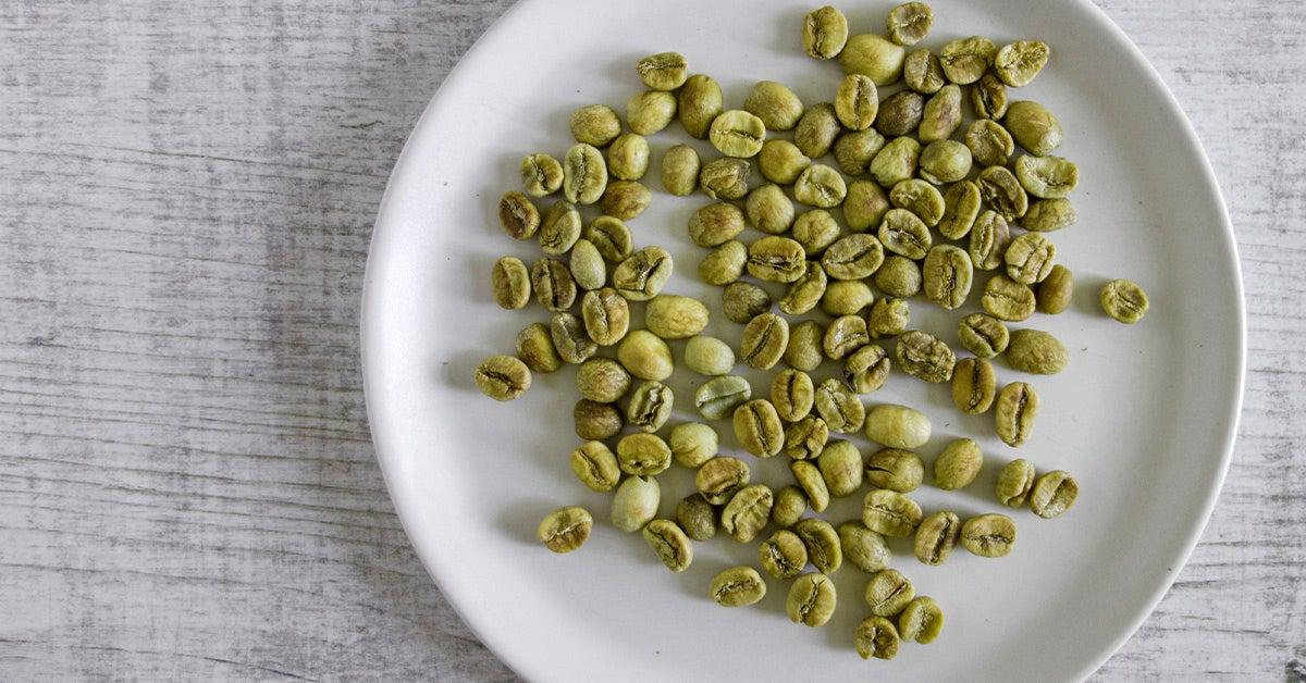 green coffee fresh