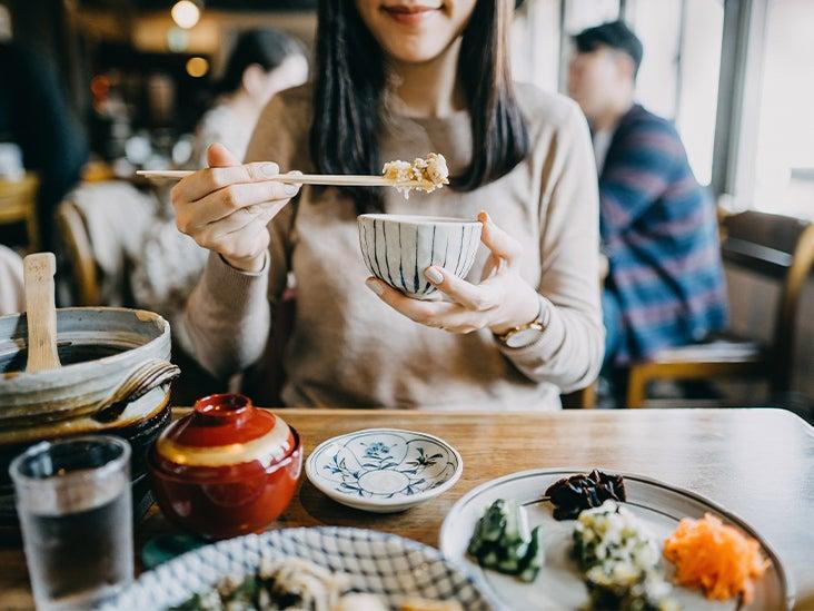 diet for diabetes in japan