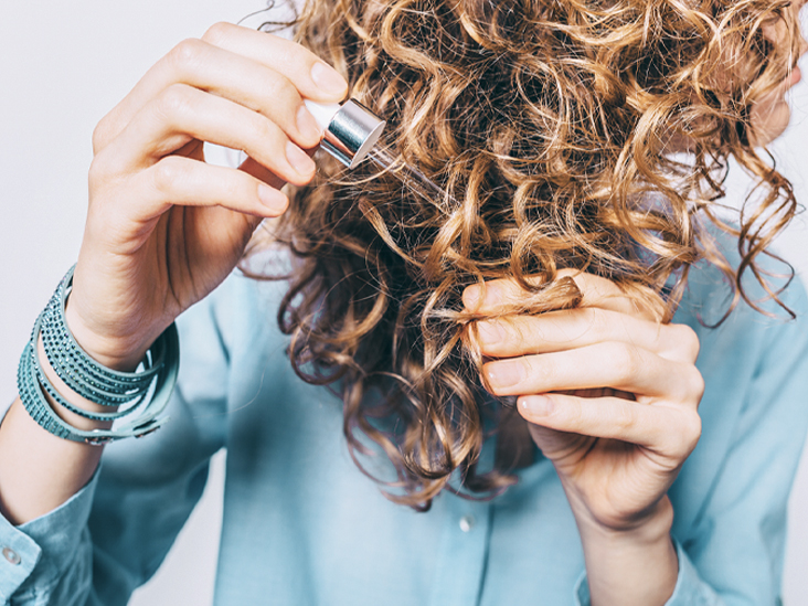Frizzy Hair In Men Causes Treatment And Prevention