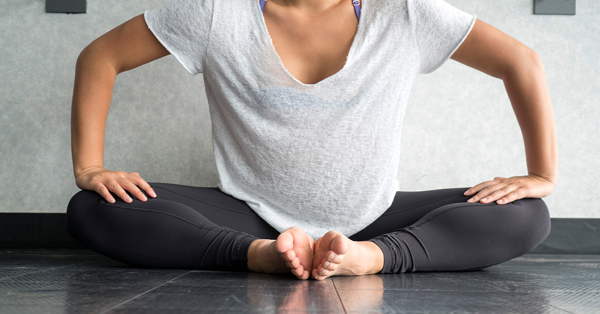 A Better Butterfly Stretch For Tight Hips