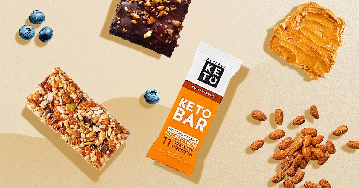 protein bars good for keto diet
