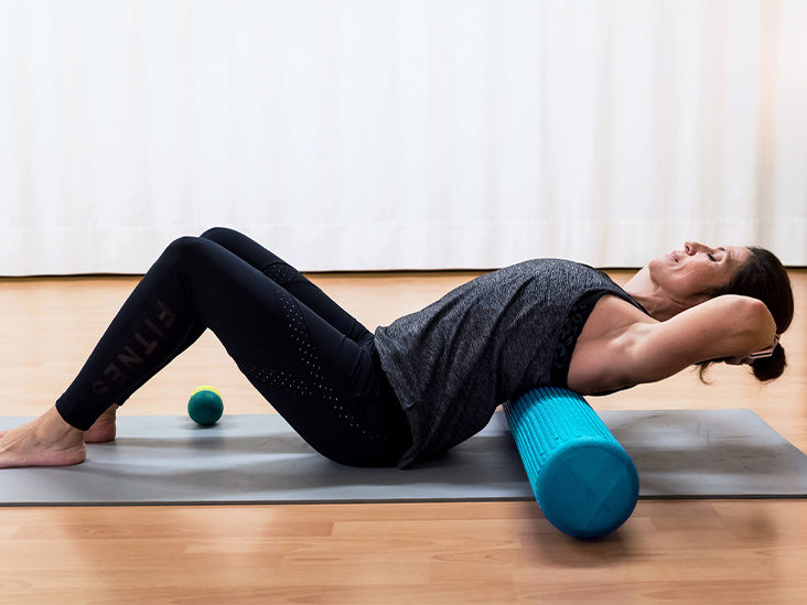 Foam Roller for Back: 6 Exercises to Relieve Tightness and Pain