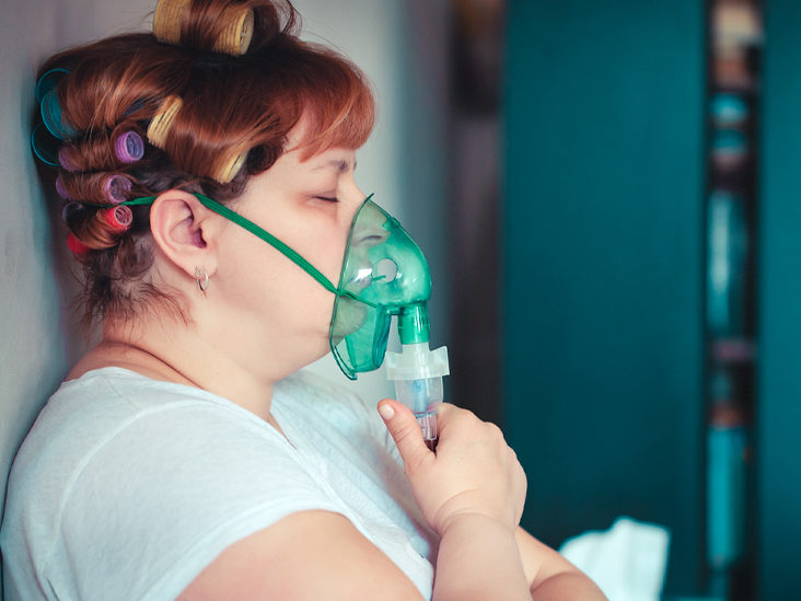 Inhalers To Treat Copd Types Instructions Pros And Cons