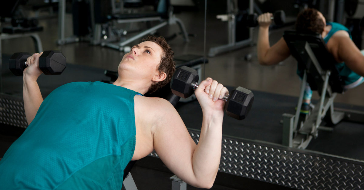 12 Bench Press Alternatives Body Weight Dumbbells And More