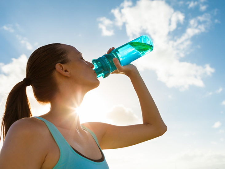 12 Simple Ways to Drink More Water