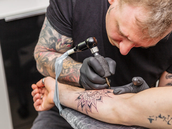 Tattoo Over A Scar What To Know Pain Level And More