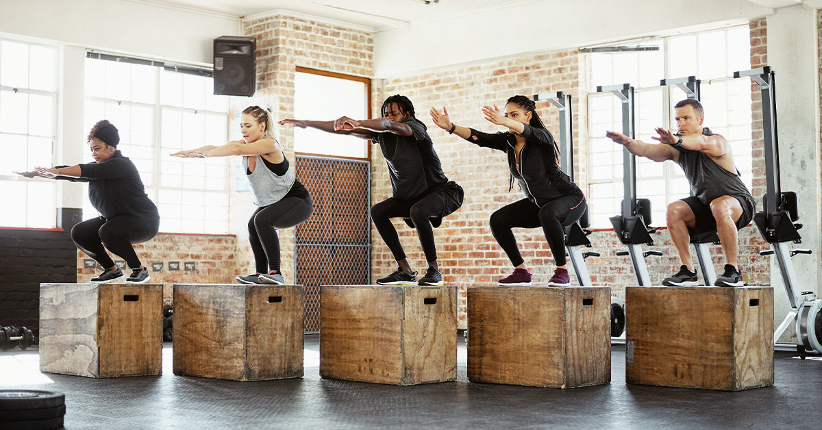 Here S Why Covid 19 Can Spread So Easily At Gyms And Fitness Classes
