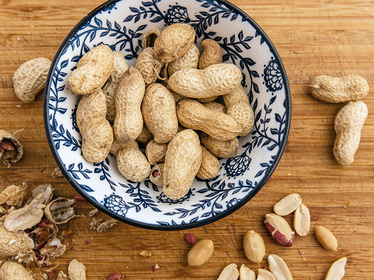 Peanuts For Weight Loss Are They Beneficial