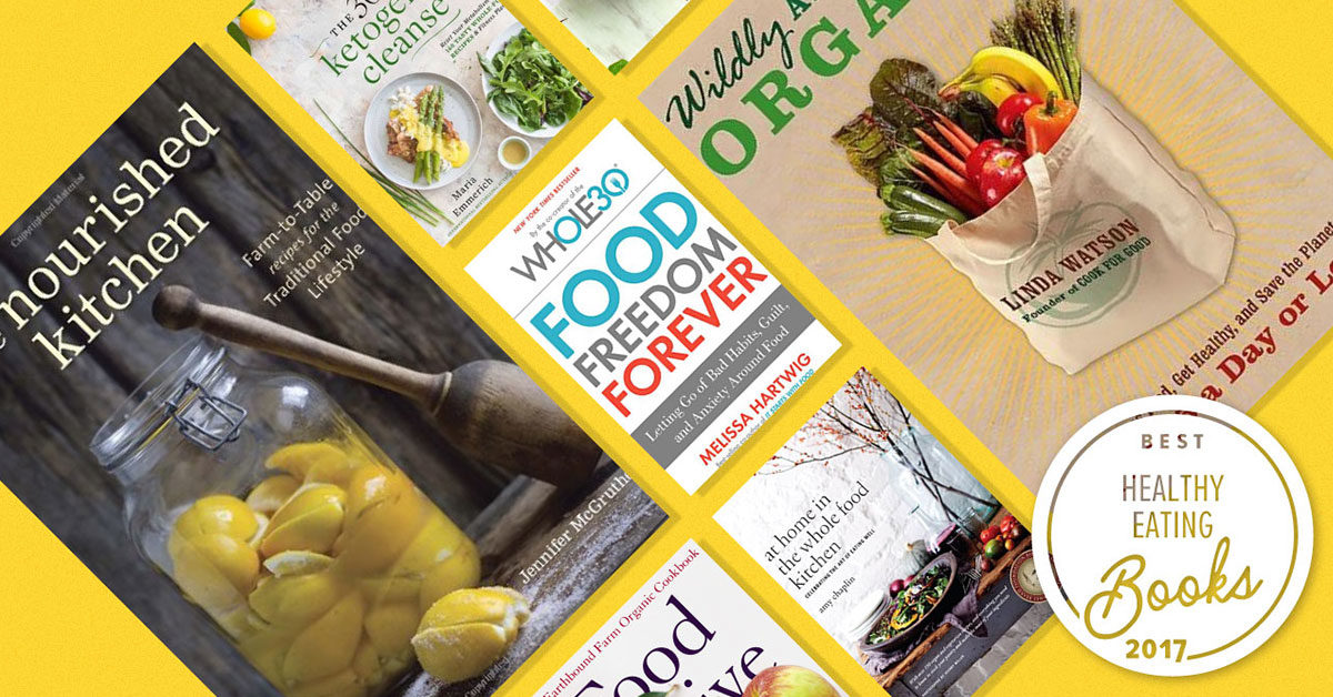 books on health for families diet