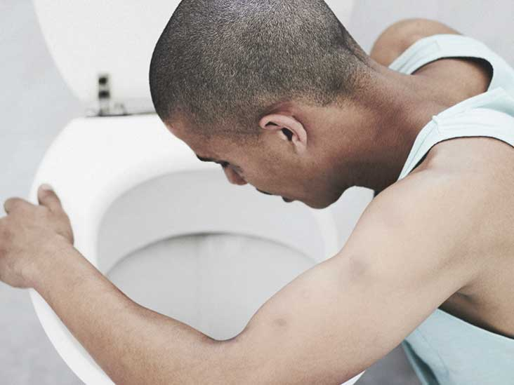 Projectile Vomiting: Causes, Treatment, and More