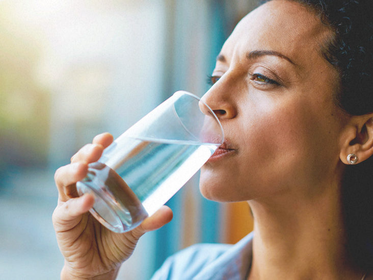 4 functions of water in the diet
