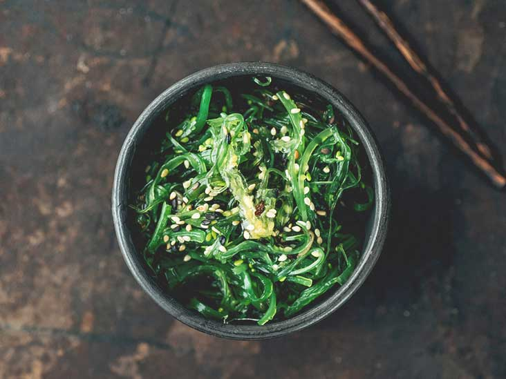 how to incorporate kelp into diet