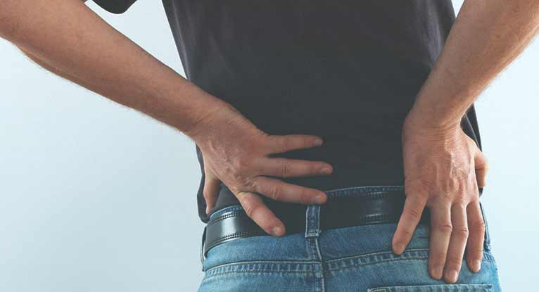 Prostate Cancer and Back Pain: Is it a Symptom?