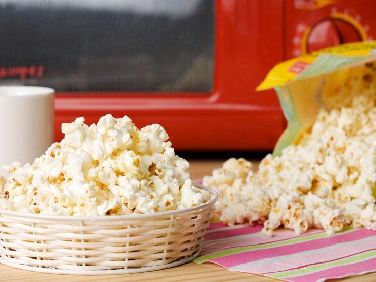 vanliga popcorn i micro