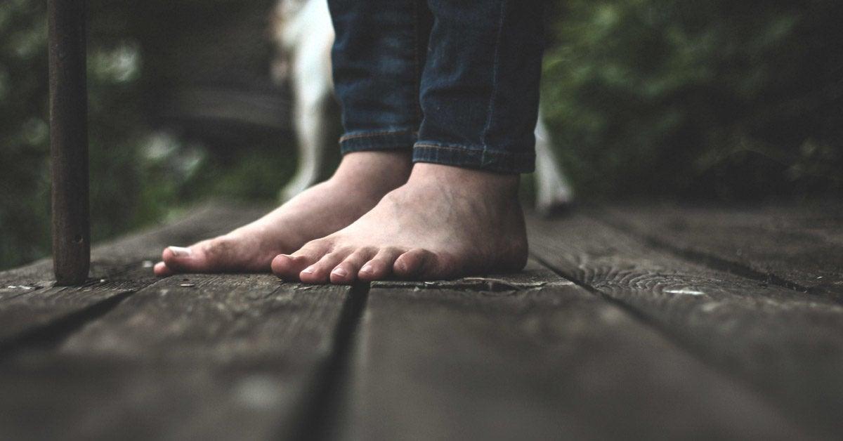 Walking Barefoot: Benefits, Potential