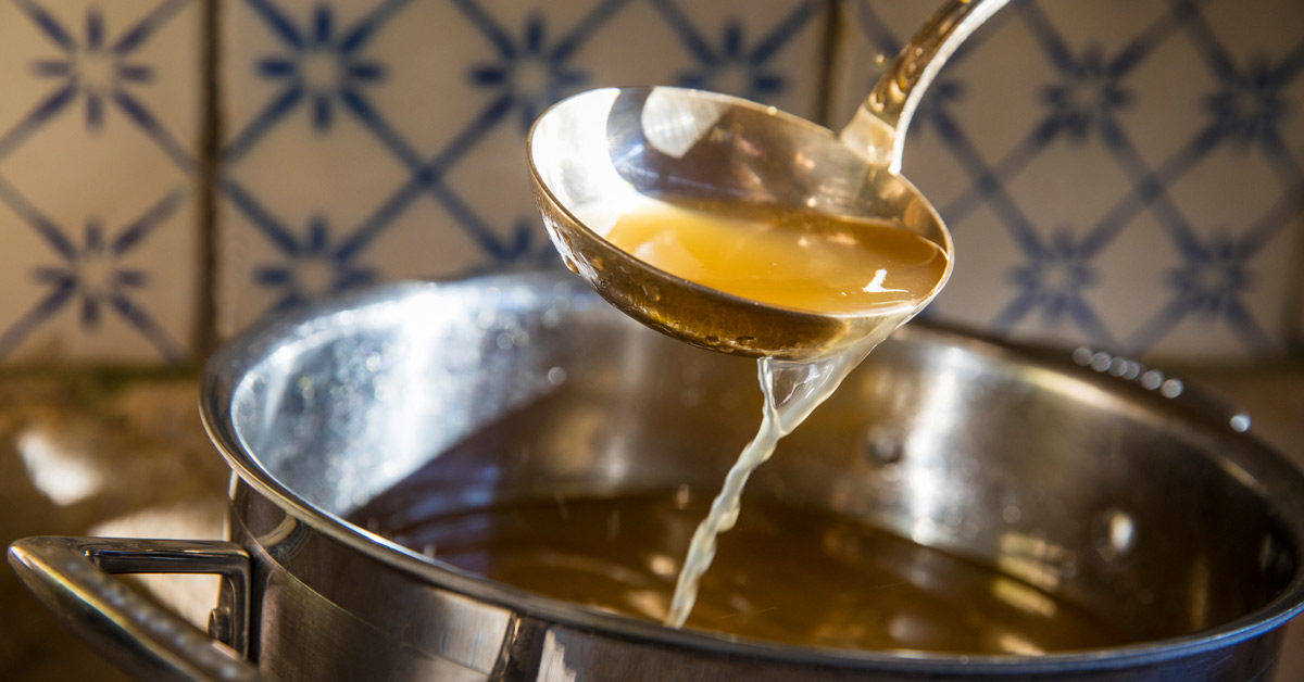 does the bone broth diet really work