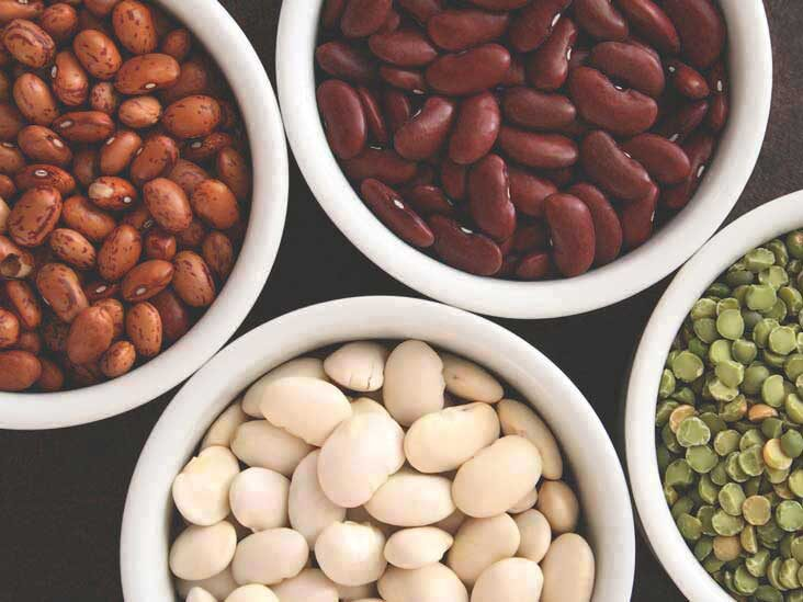 side effects of bean protein diet