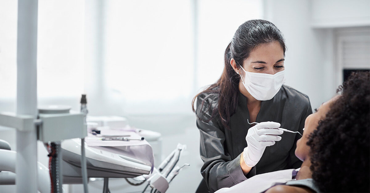 Dentists Are Reporting a Low Rate of COVID-19: Here's Why