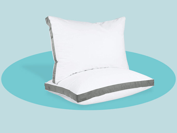 The Most Comfortable Pillows Of 2021, Louisville Bedding Company Latex Pillow