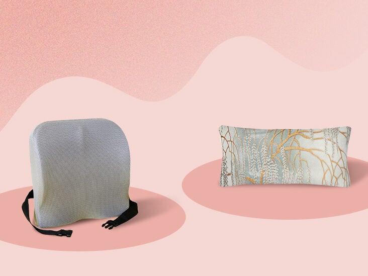 6 best lumbar support pillows 2021
