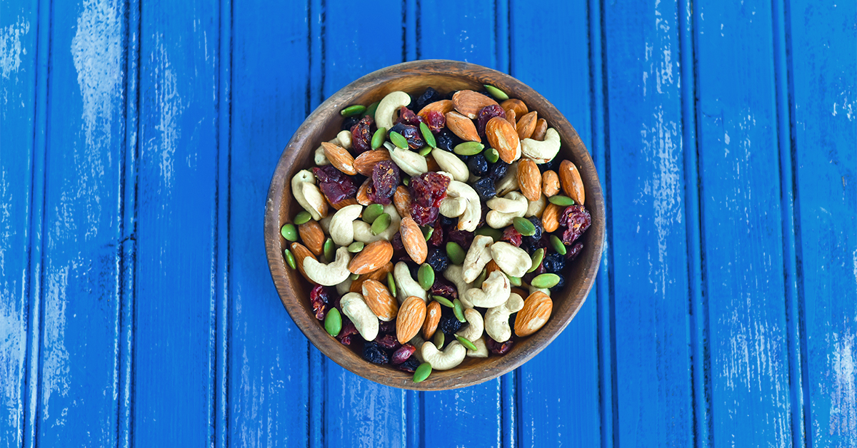 Healthy Trail Mix: 21 Trail Mix Recipes for Any Craving