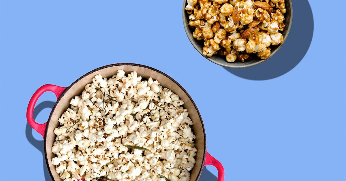 Popcorn Recipes 22 For Movie Night