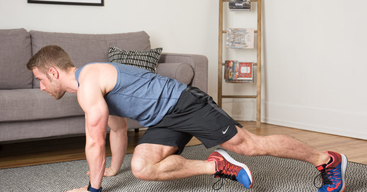 Cardio Bodyweight Exercises: 33 Moves for a Cardio Workout