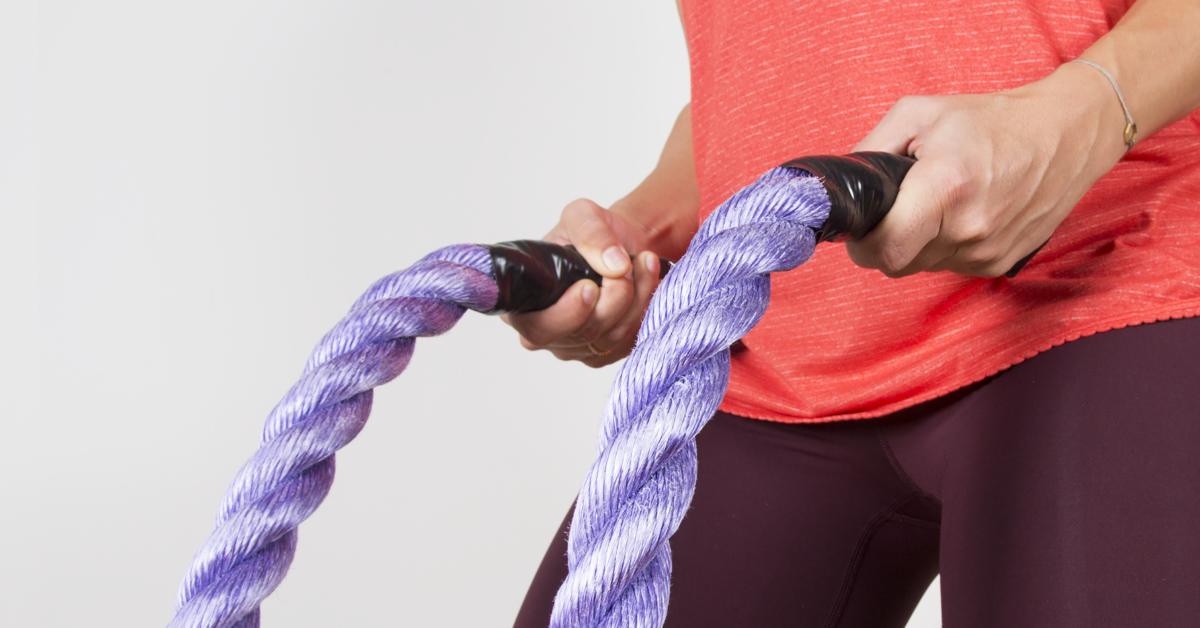 20 Epic Battle Ropes Exercises