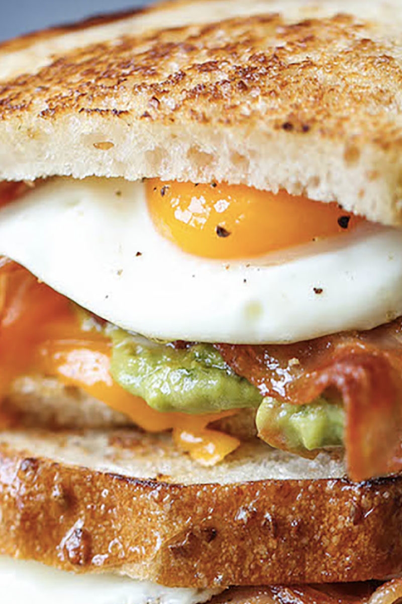 Breakfast Sandwich Recipes 24 Meat Vegetarian And Sweet Ideas