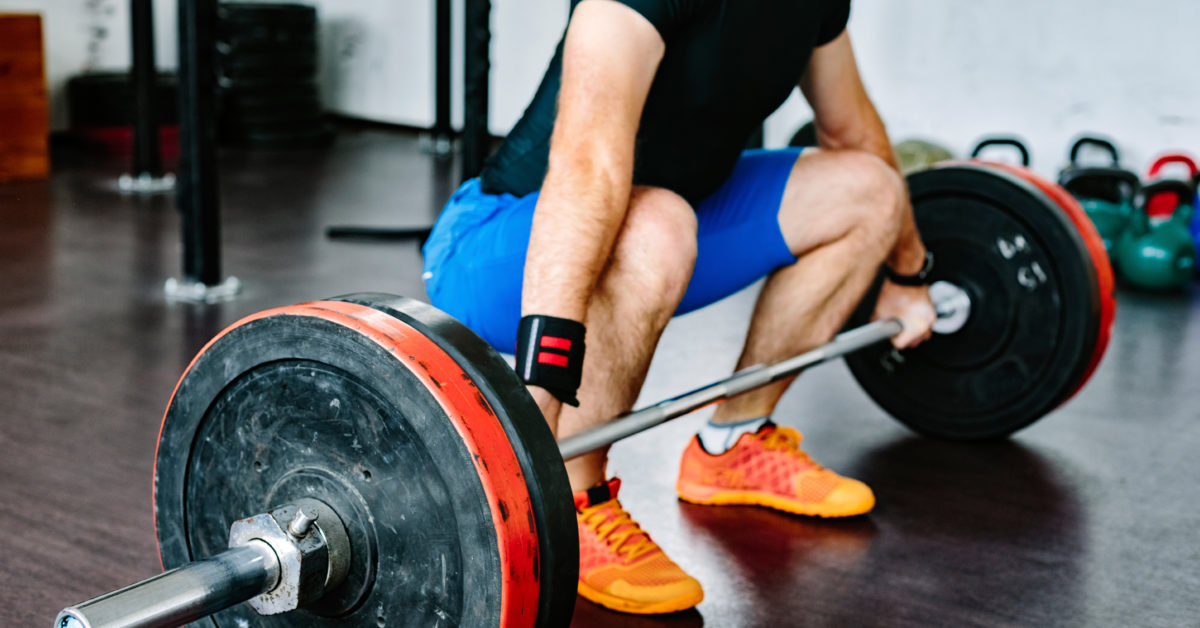 Weight Lifting: The Minimum Amount You Can Strength Train