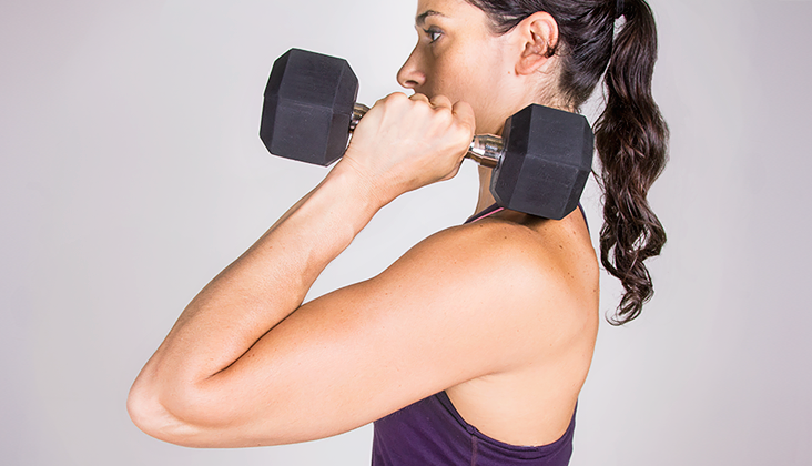 Dumbbell Workout 30 Dumbbell Exercises To Up Your Gym Game