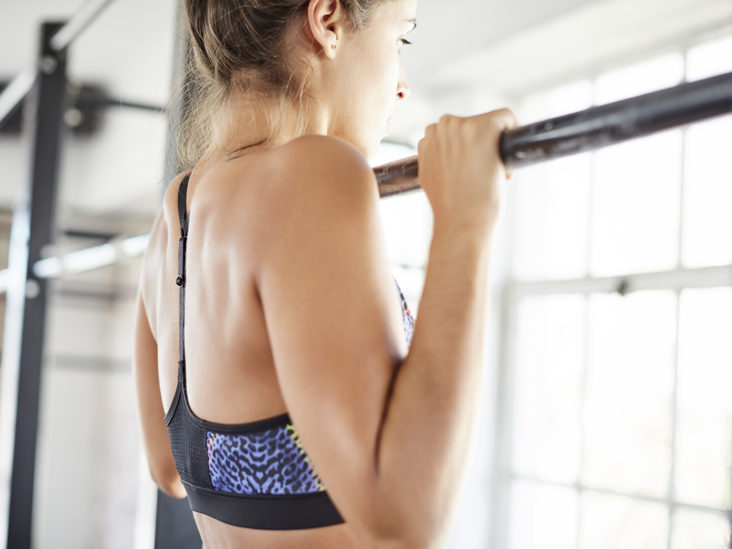 Can't Do a Pull-Up? Here's How to Get There