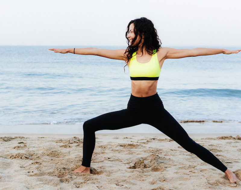 Yoga Got Game: 10 Stretches Athletes Can Win With
