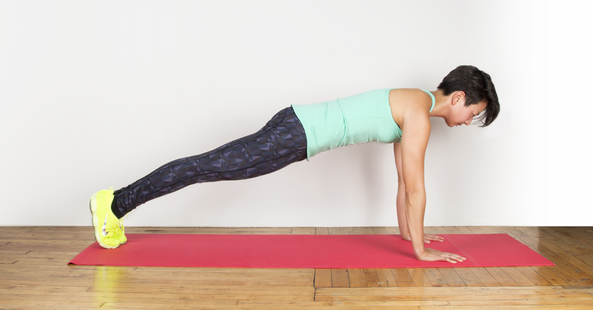 How To Do A Plank Proper Form Variations And Common