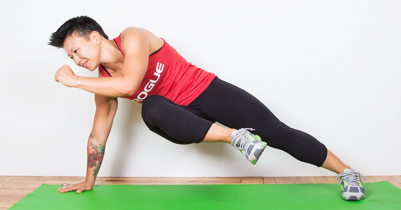 Plank Variations 47 Crazy Fun Plank Exercises For Killer Core Streng