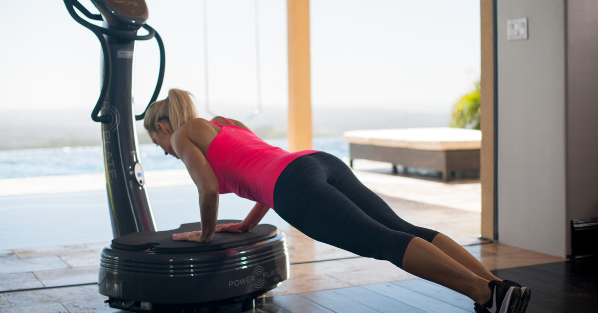 Vibration Plate: Does Vibrating Fitness Equipment Work?