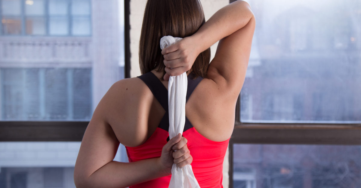 Shoulder Stretches: 16 Easy Moves to Soothe Your Tight Shoulders