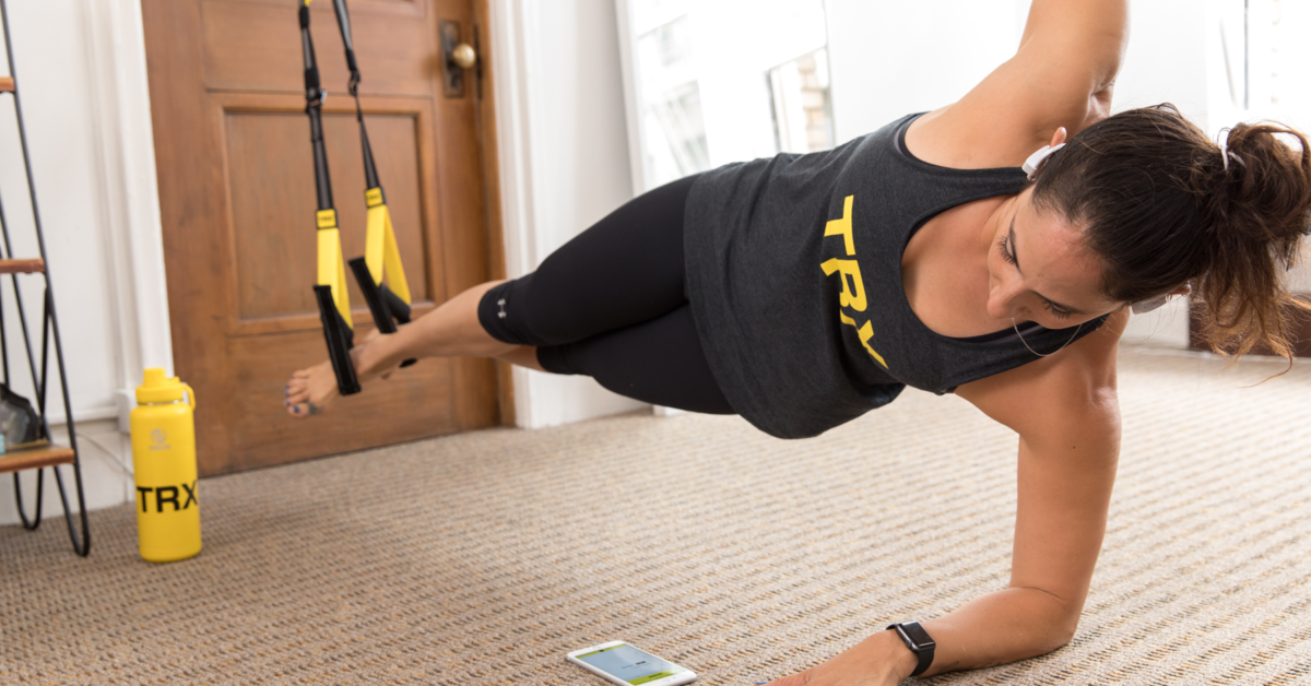 TRX Suspension Trainer Gets an Upgrade—Here's the Scoop