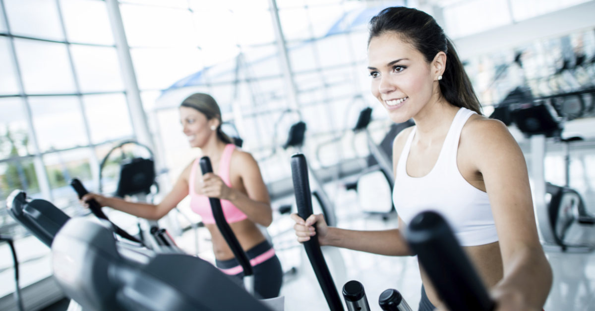 can i lose weight using an elliptical machine