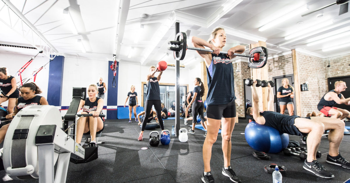 F45 Training Review: The Australian Workout That's Taking Over