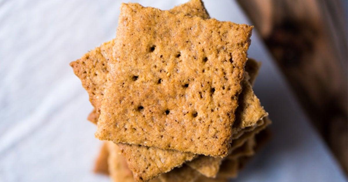 keto cheese crackers almond flour