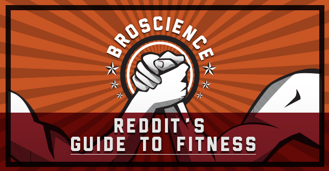 Reddit's Guide to Fitness [Infographic]