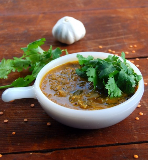 11. Slow Cooker Dal