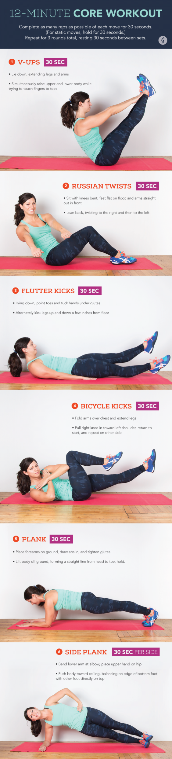 Are Crunches The Best Workout? Here Are The Absolute Most