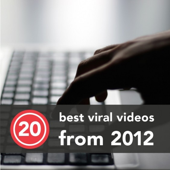 20 Videos That Went Viral in 2012