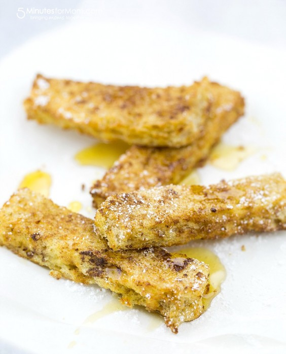 5. Air Fryer French Toast Sticks